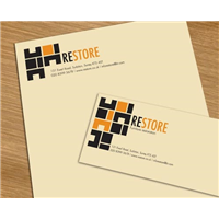 Letterhead and Envelope Combo