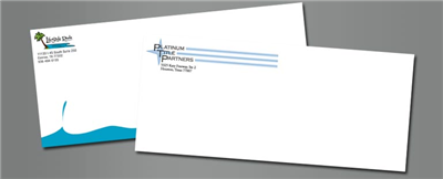 Envelopes - Return Address